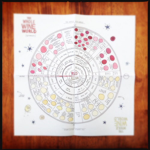 Richard Betts Wine Map