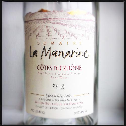 La Manarine CdR Rose
