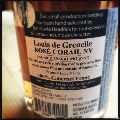 Louis de Grenelle Sparkling Saumur 2