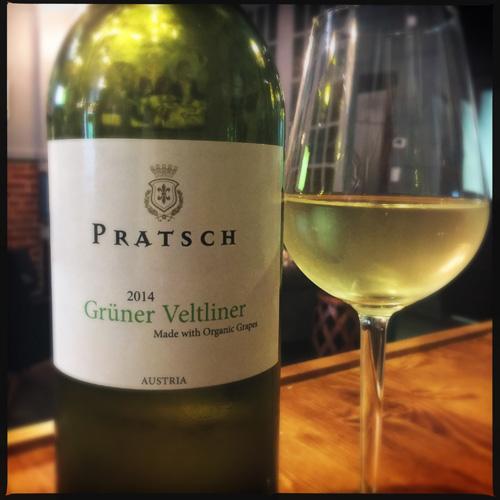 Pratsch Gruner Veltliner 2013