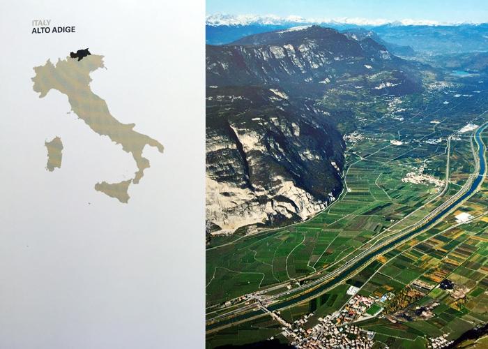 Alto Adige from the Alois Lageder brochure