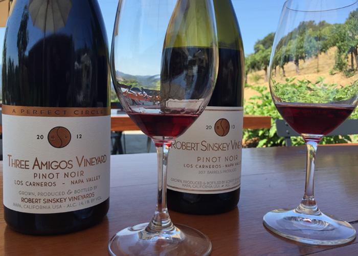 Robert Sinskey Vineyards Pinot Noir Los Carneros Napa Valley