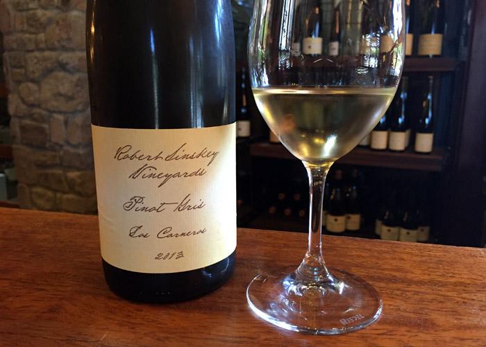 Robert Sinskey Vineyards Pinot Gris Los Carneros Napa Valley