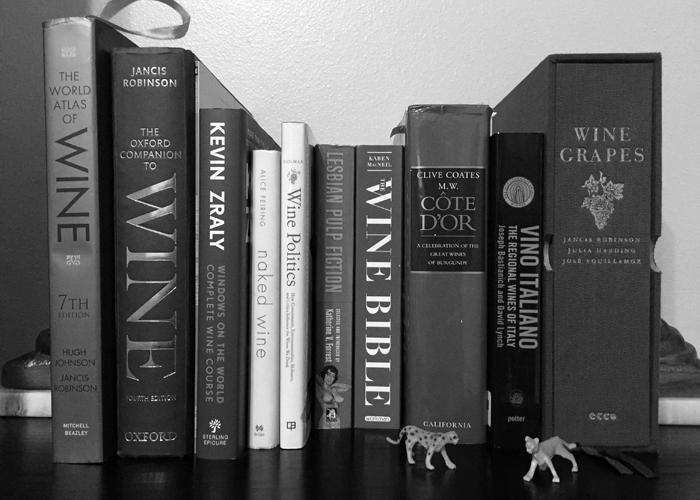 Pig&Vine wine essays