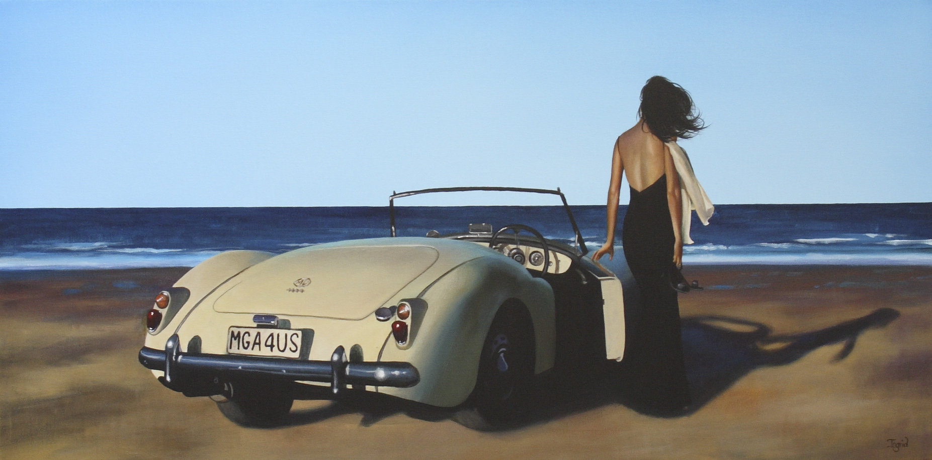 Summer Breeze - SOLD