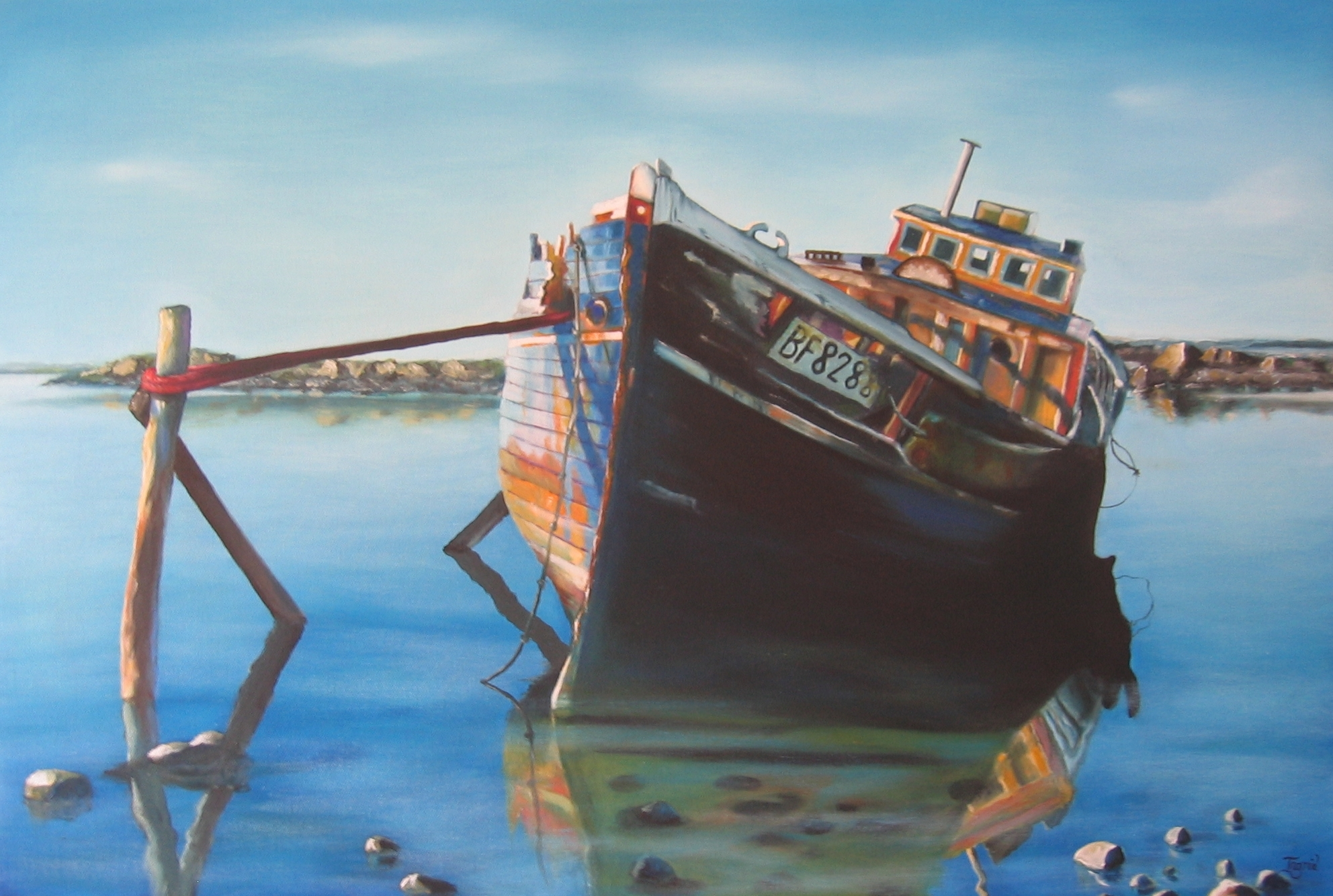 Anchored – SOLD