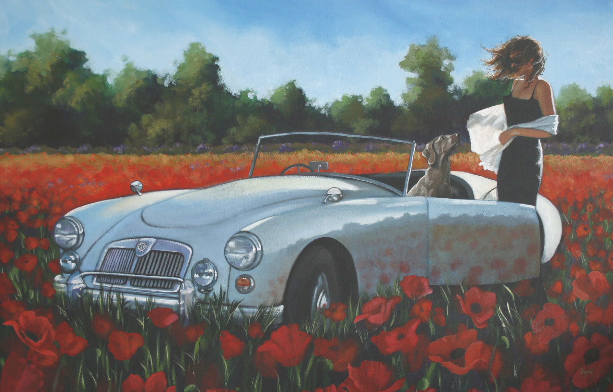 One Sunny Day – SOLD