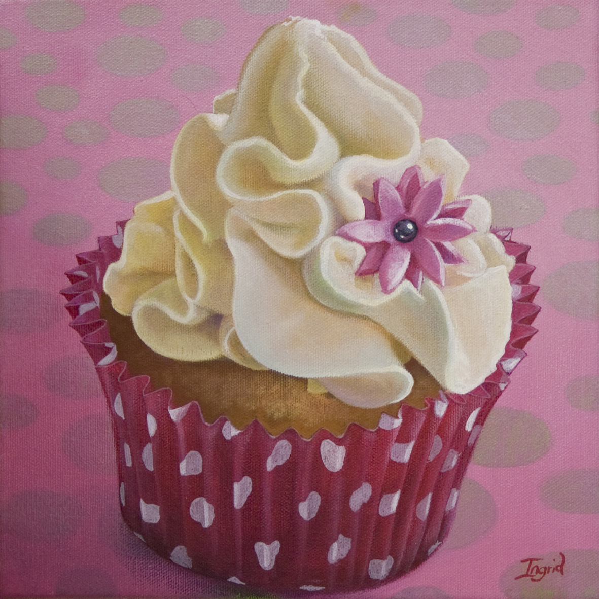 Girlie Pink – SOLD