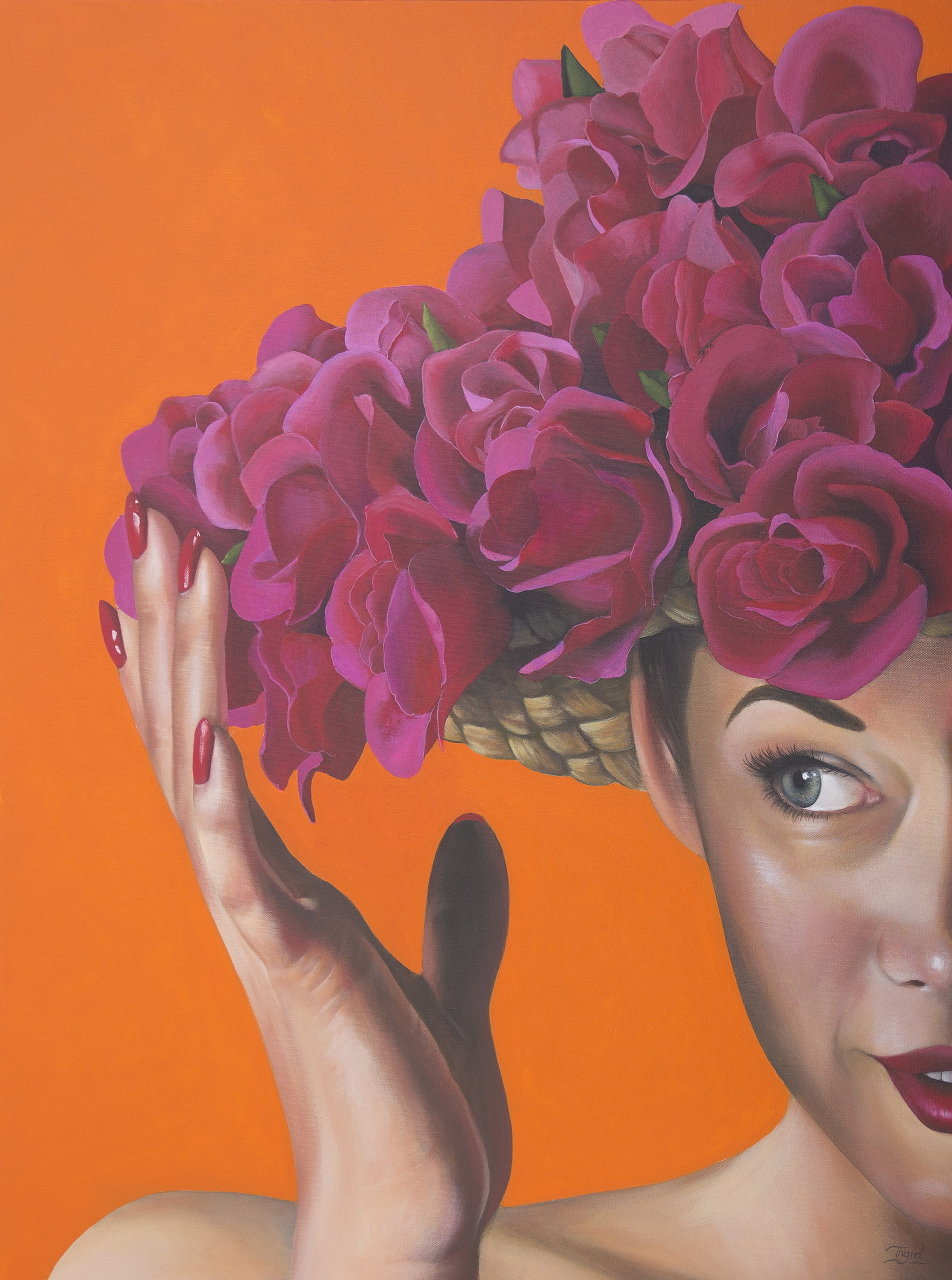 Capello Rosa - SOLD