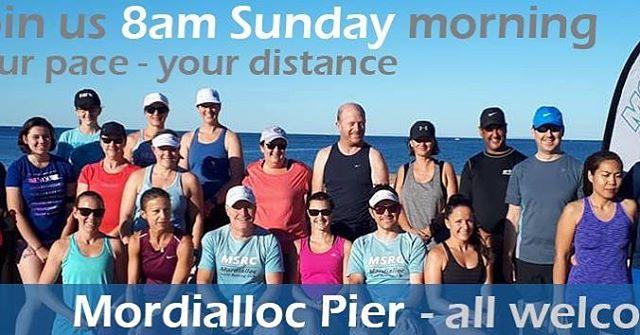 #running #mordialloc