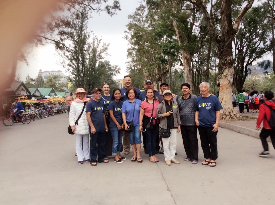 Mililani Baptist Missions Team to the Philippines