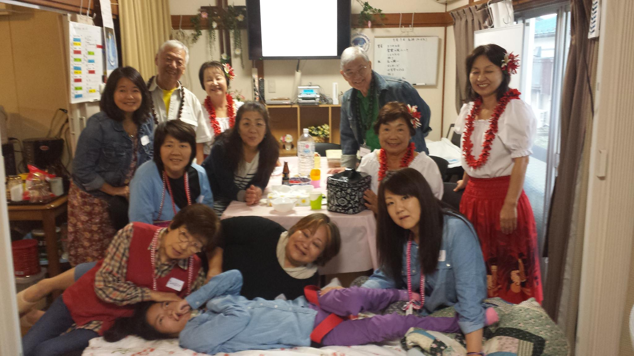 Mililani Baptist Missions Team to Japan