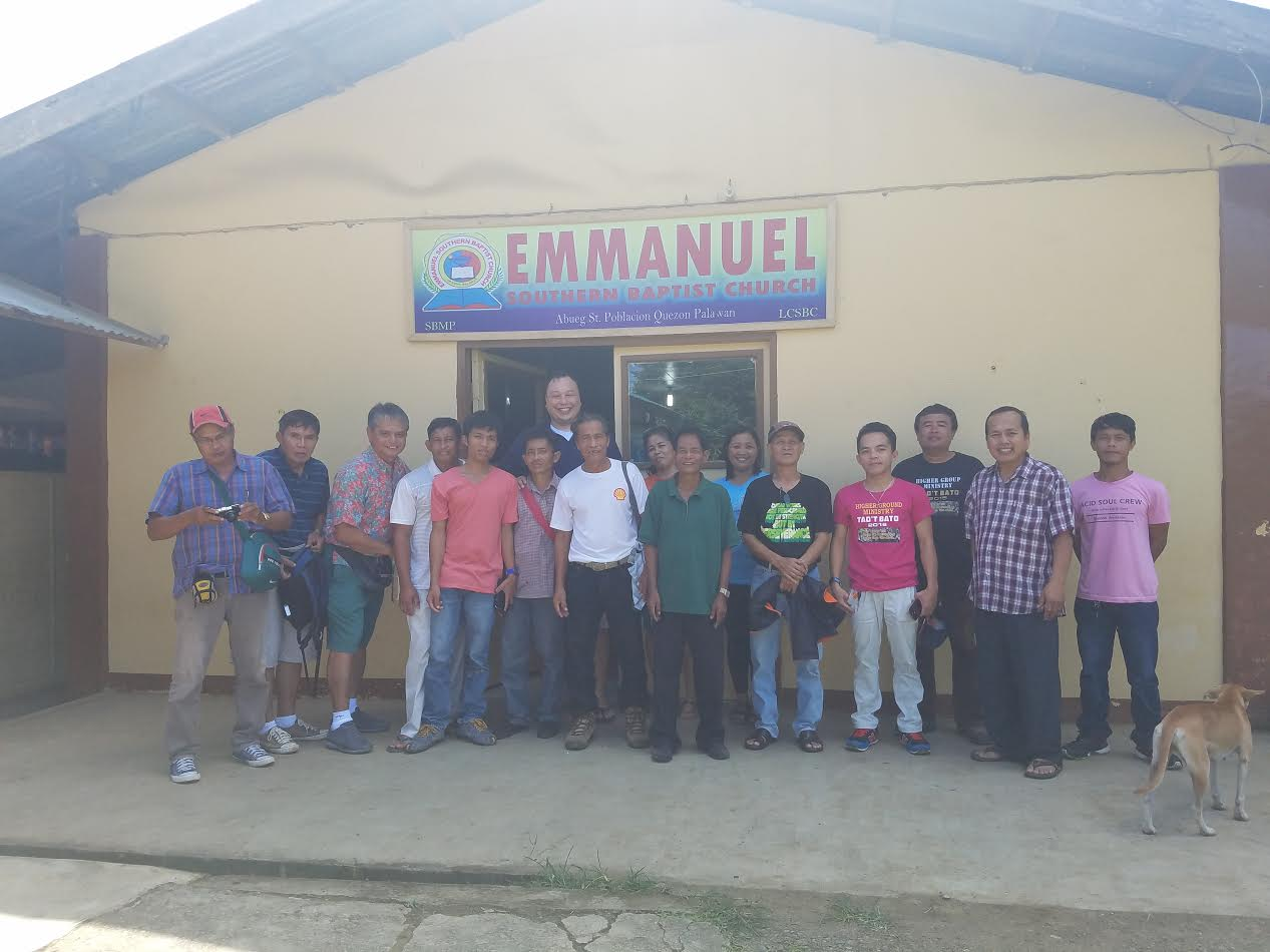 2016 November 8 Pastor Alan with Leaders and Pastors.jpg