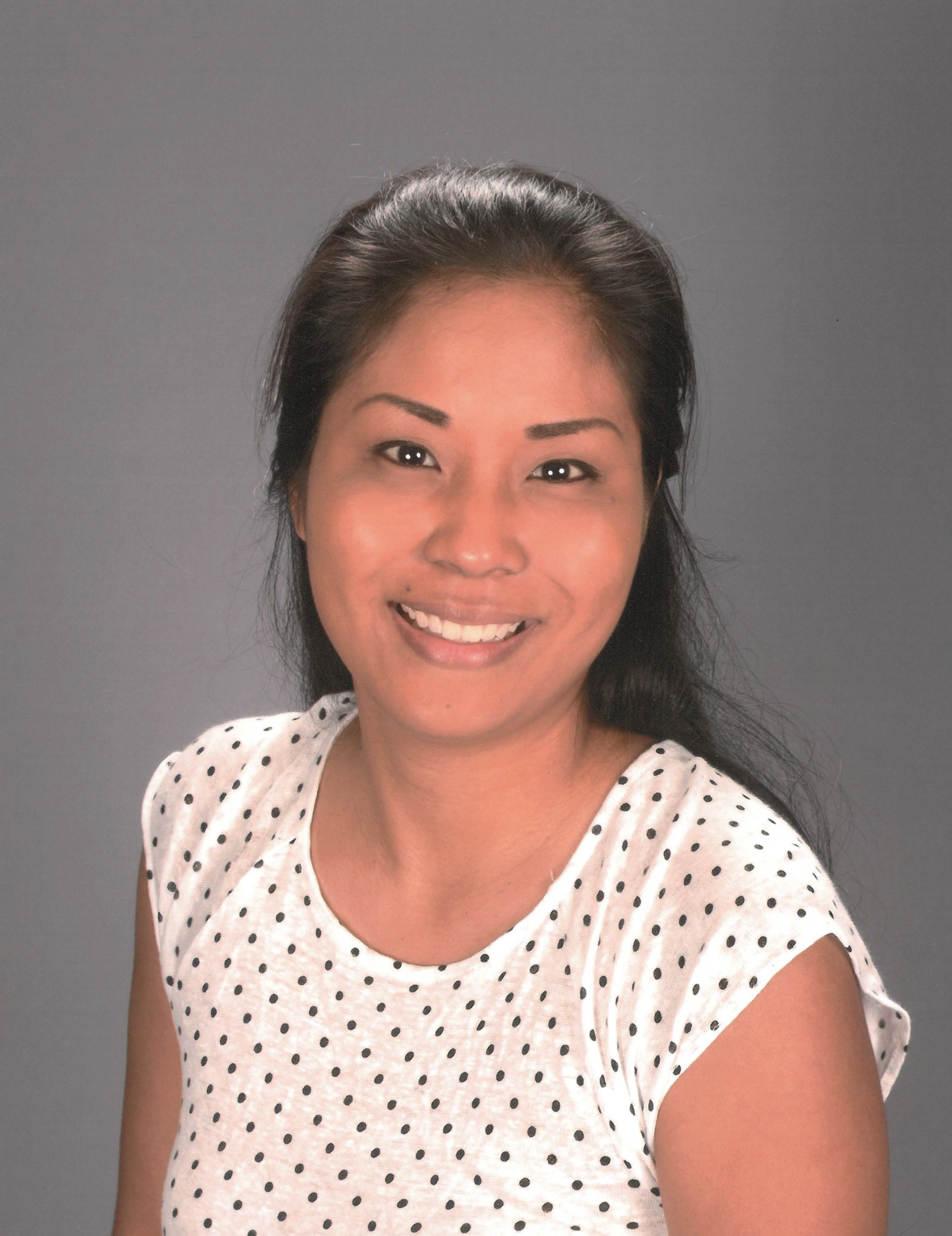Melissa Magalion, financial secretary at Mililani Baptist Church