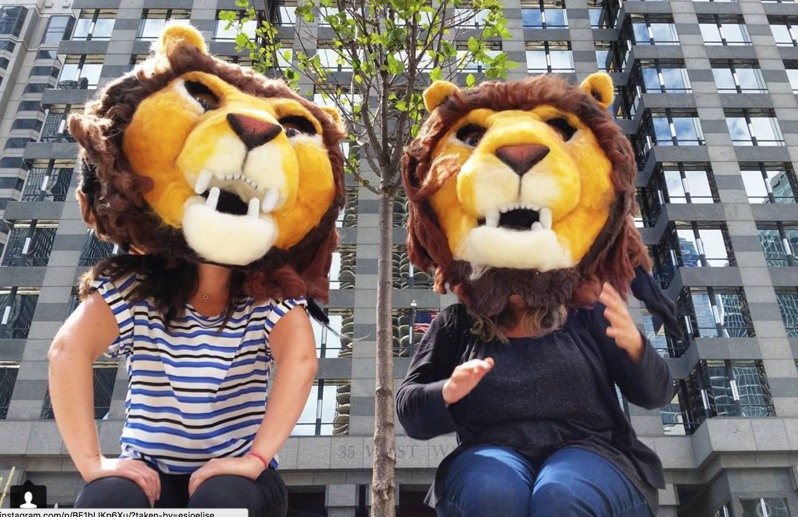 Cannes Lion Costumes (Leo Burnett)