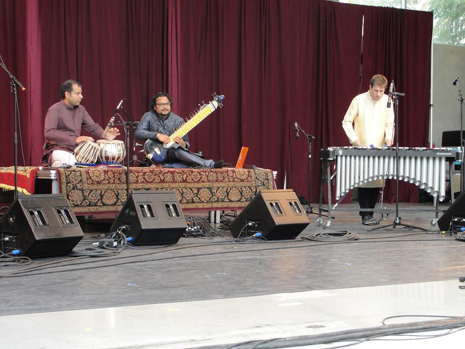 Dhara World Music at California Institute of the Arts