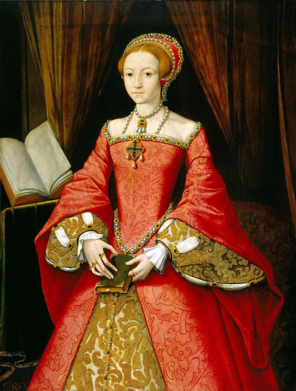 Young Lady Elizabeth