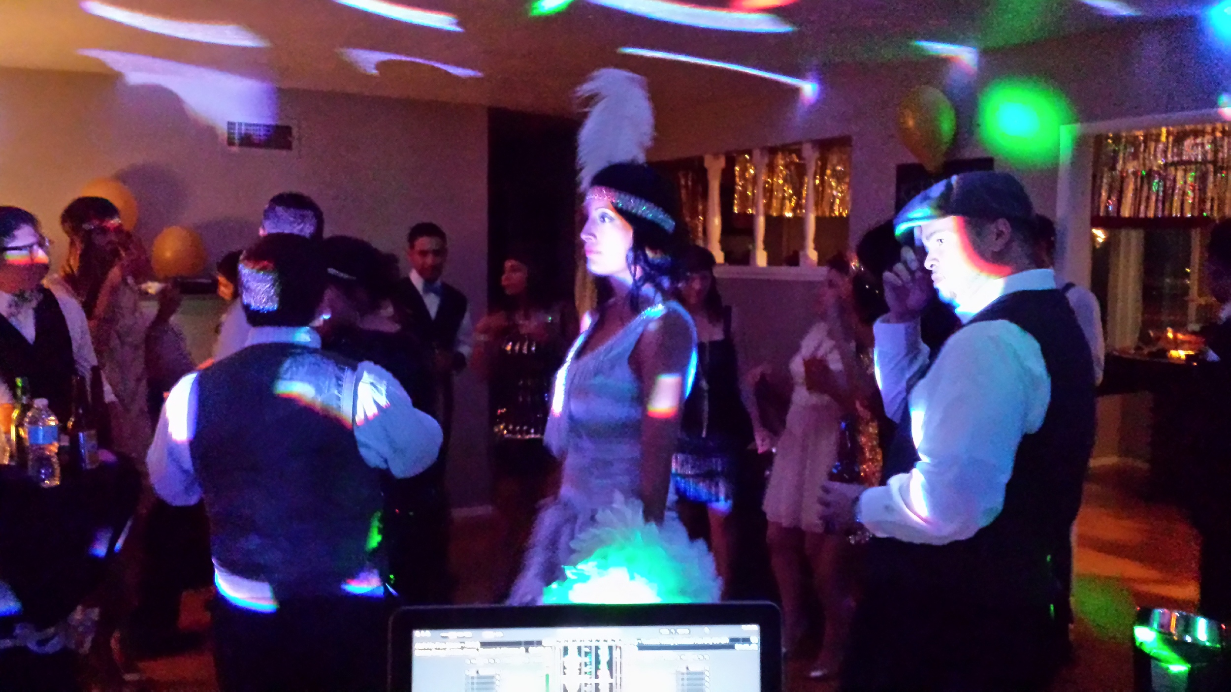 Great Gatsby House Party - Fullerton CA