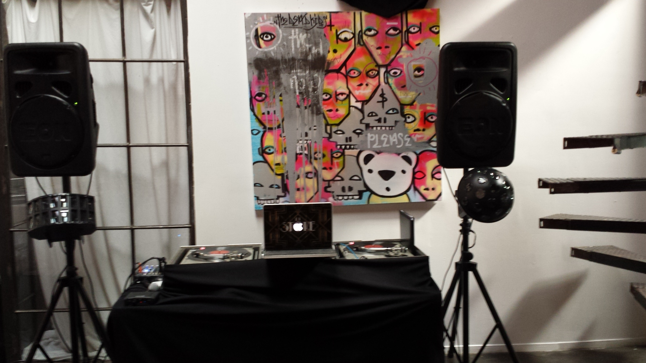 Wedding Event at BoxEight Studios - Los Angeles CA