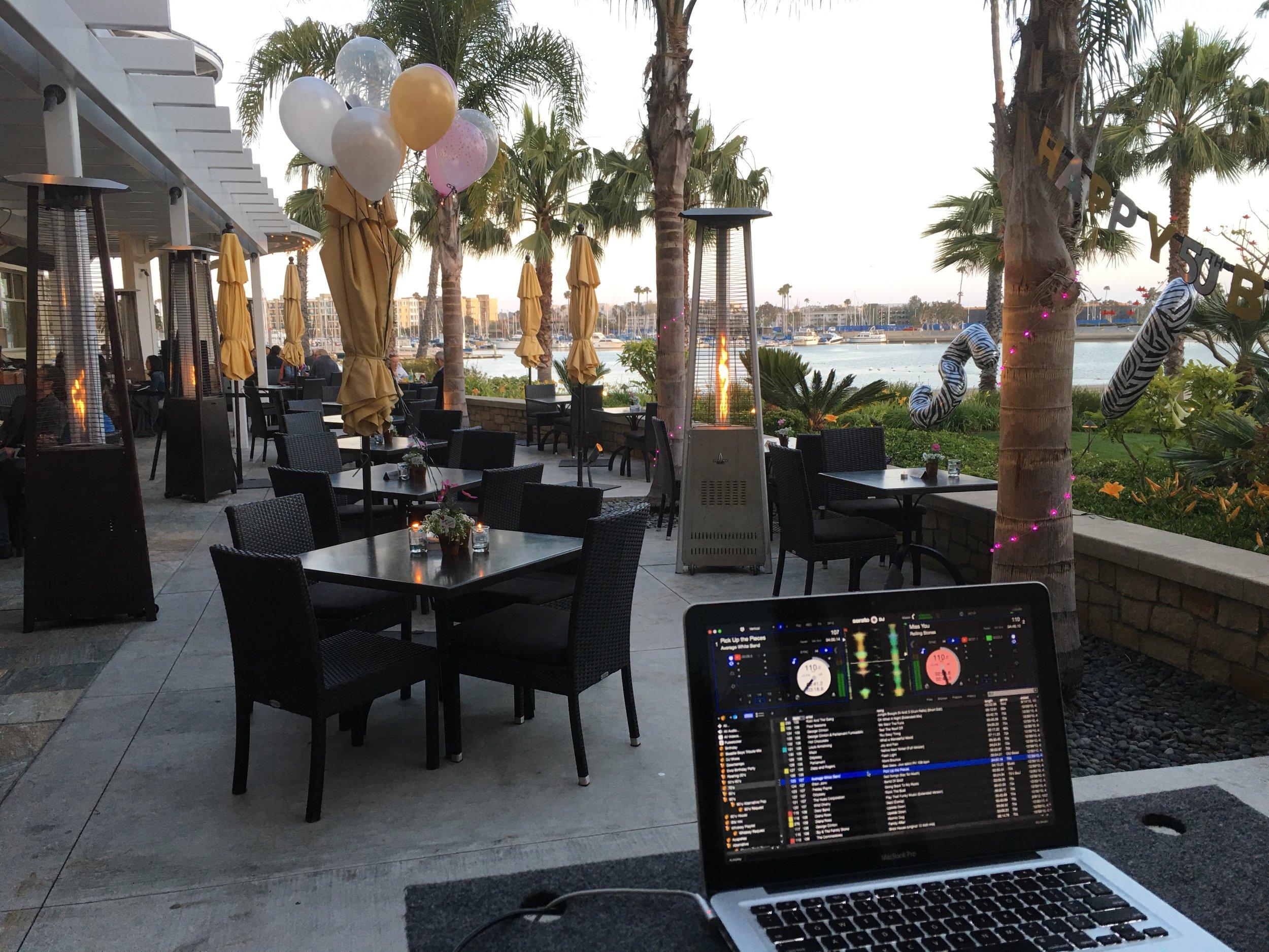 Birthday Event - Marina Del Rey CA