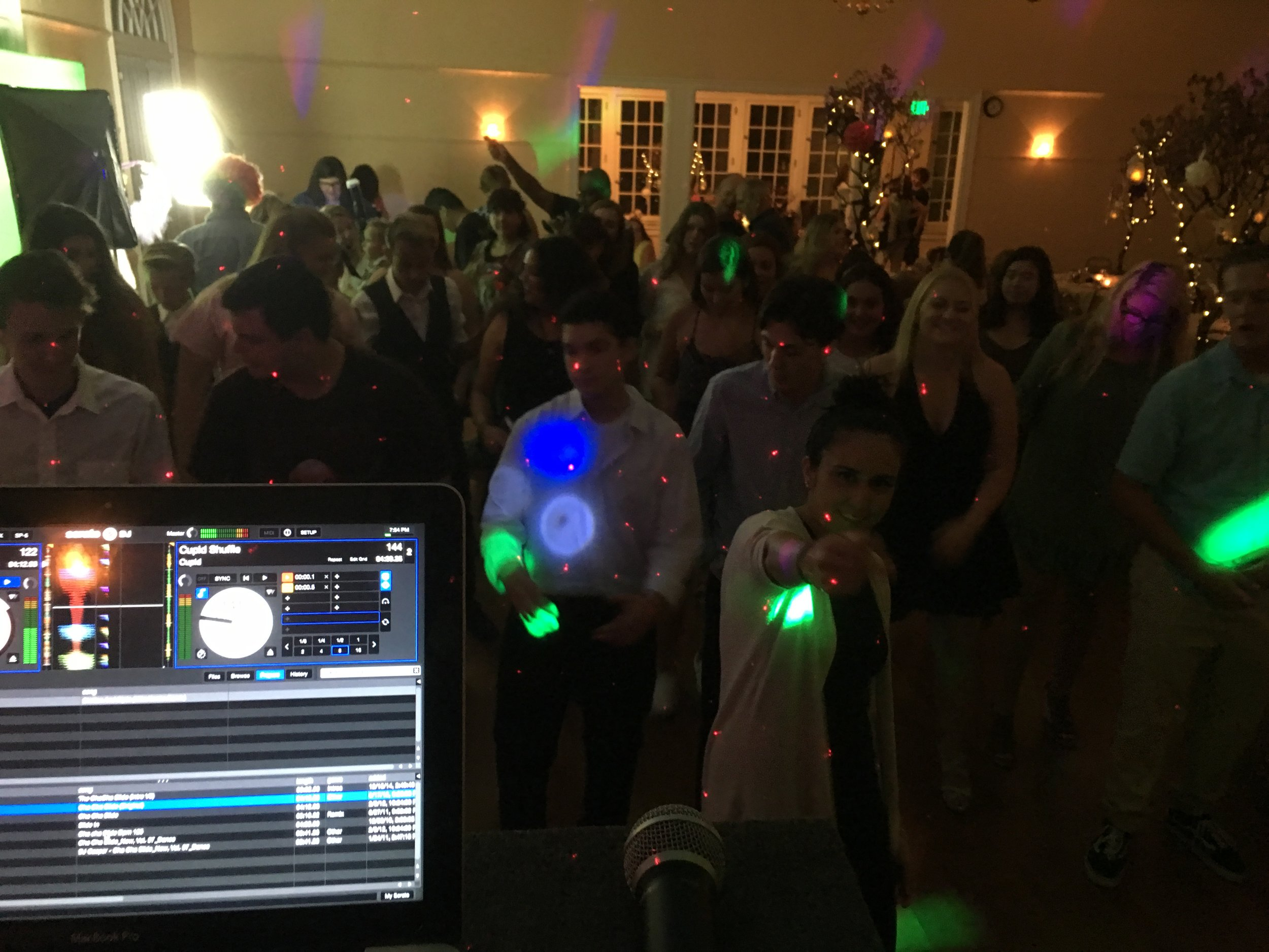 Sweet 16 Birthday Party Event - Claremont CA