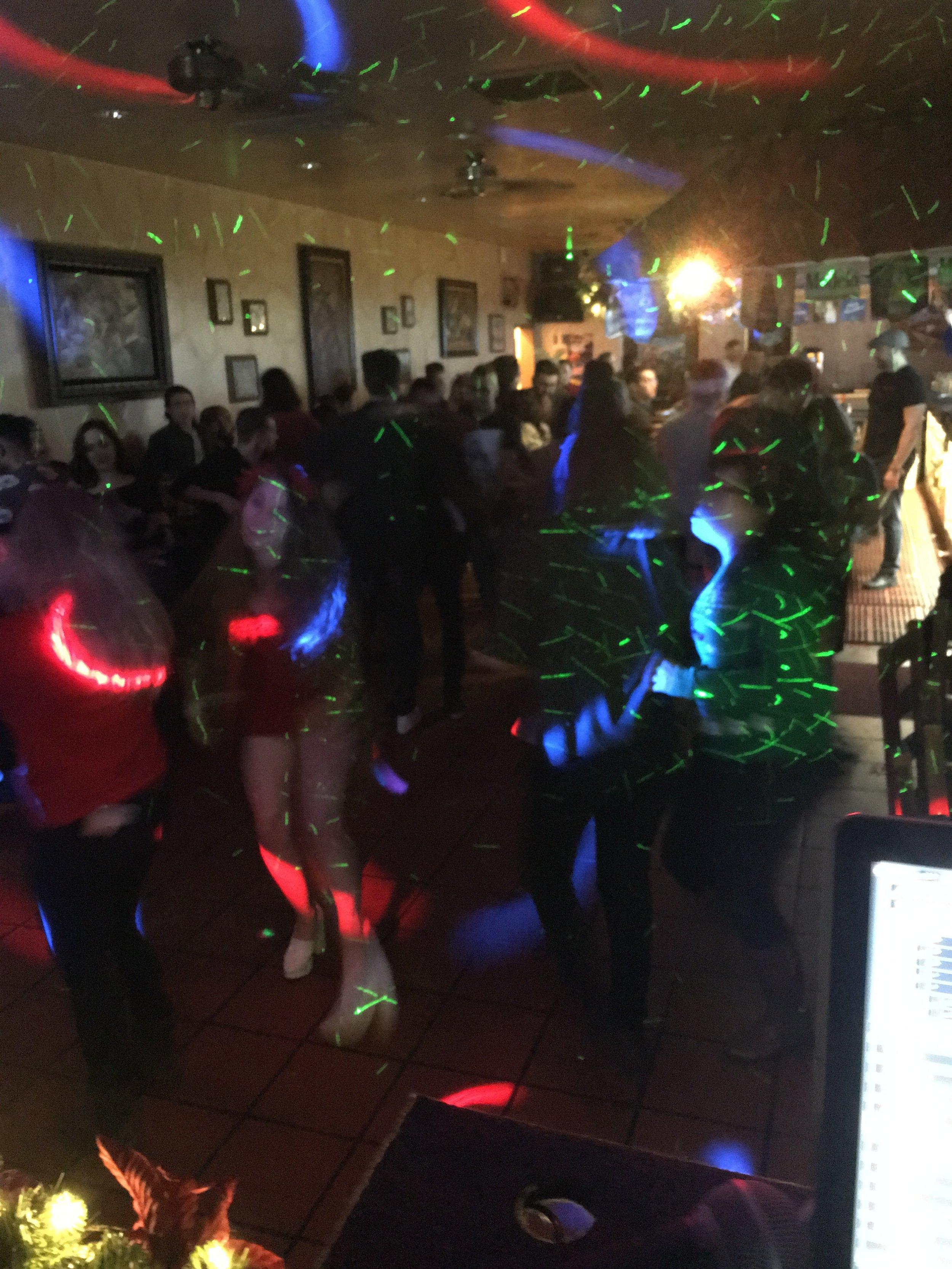 BJs Holiday Party at Mariposa Grill & Cantina - Covina CA