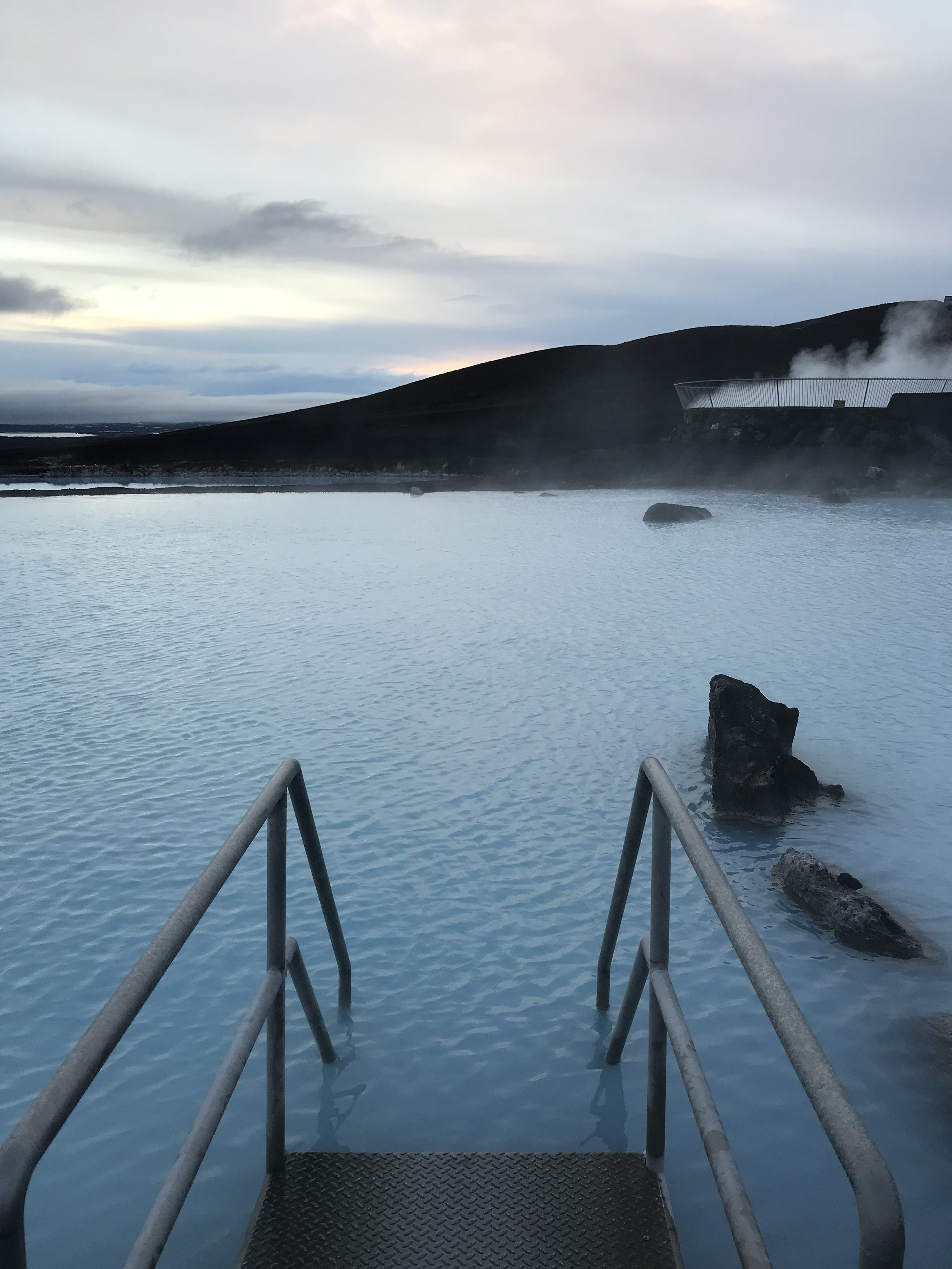 Myvatn hot springs