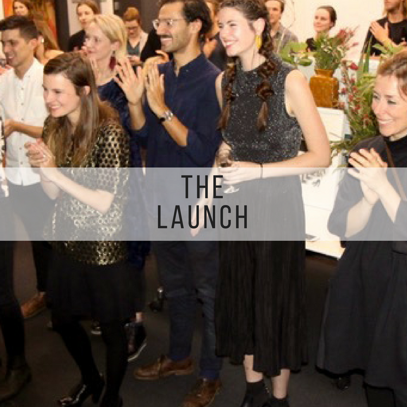 The Channel Launched on the 7th of May 2016 at Donkey Wheel House in Melbourne.