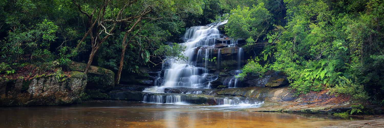 Somersby main falls.