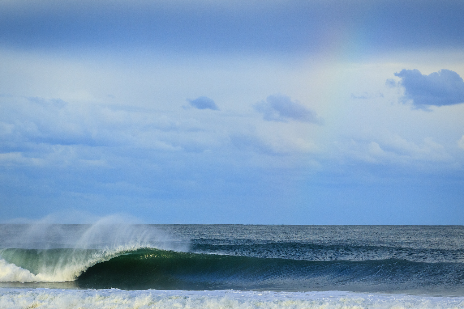 Barrel at the end of the rainbow..