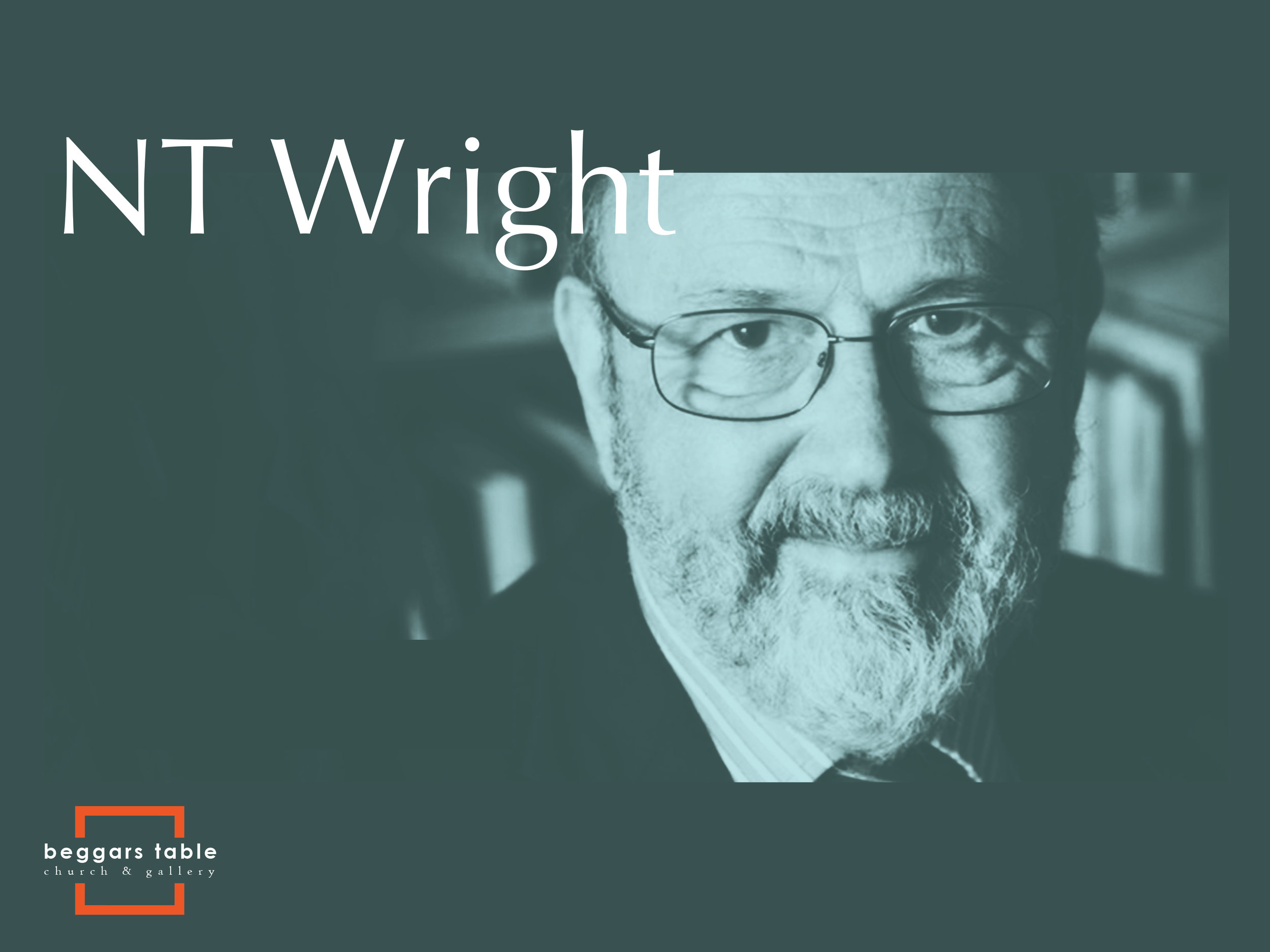 BT influence - NT Wright