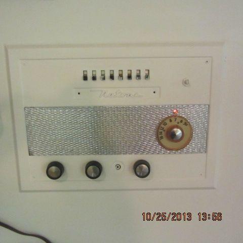 Burgess Home classic Nutone intercom