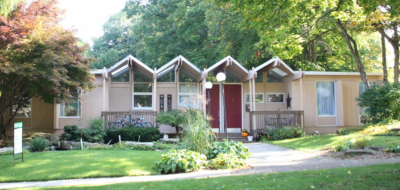 Peter Van Putten house 1966 Indian Village Neighborhood, Grand Rapids, Michigan