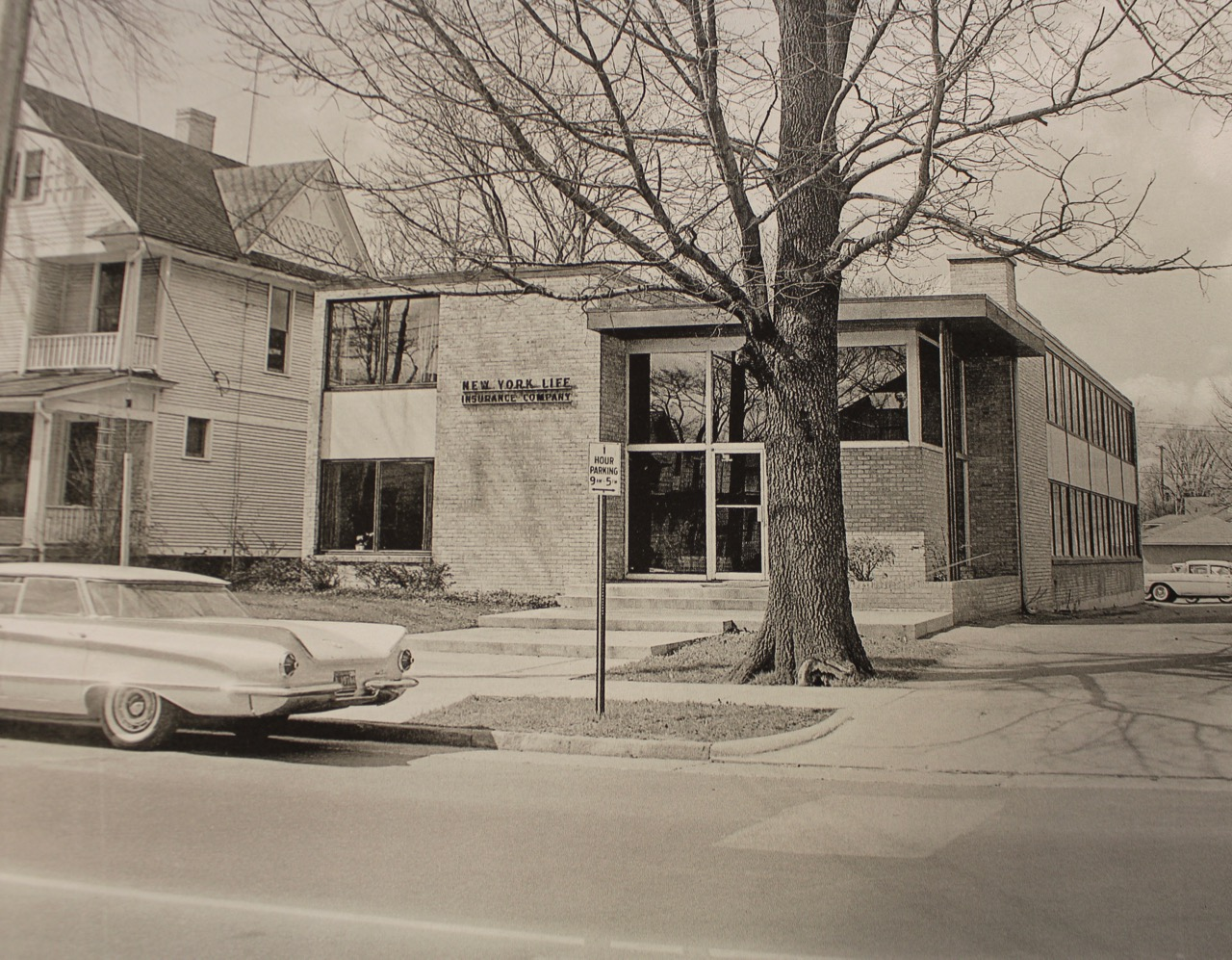 645 Cherry SE, Grand Rapids, Michigan | Photo courtesy of the Grand Rapids City Archives