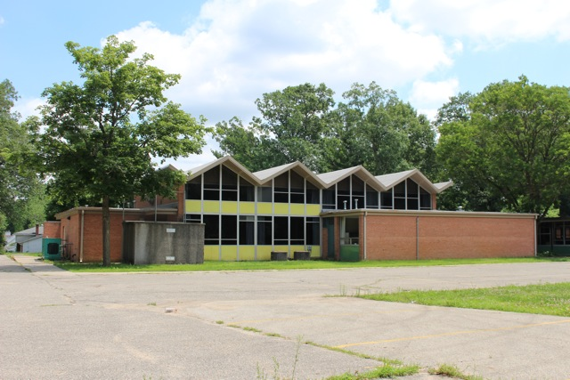 Wellerwood was one of the schools that came as a bonus with annexation