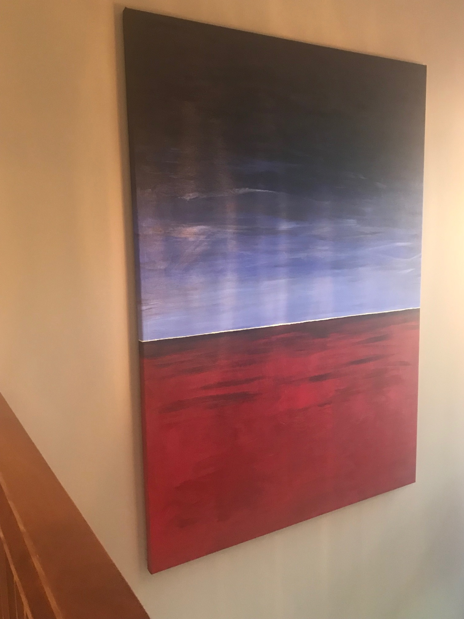MODERN PAINTING BY THE FAMILY