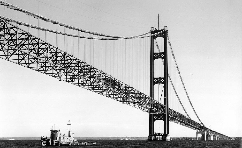 Mackinac Bridge - American Bridge.net
