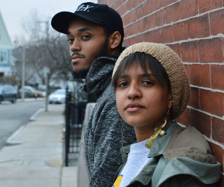 Alexis of First Year Project and Saedi, shot by Kelsey Masters