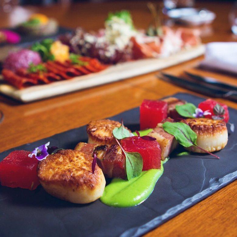 1 Well Travelled Bride Gold Coast Honeymoon Romantic Fine Dining Little Truffle Restaurant.jpg