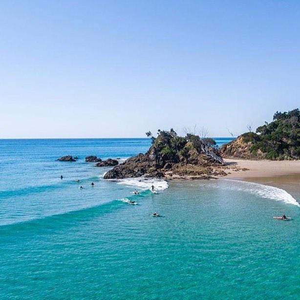 1 Well Travelled Bride Black Dog Surfing Wedding Honeymoon Byron Bay.jpg