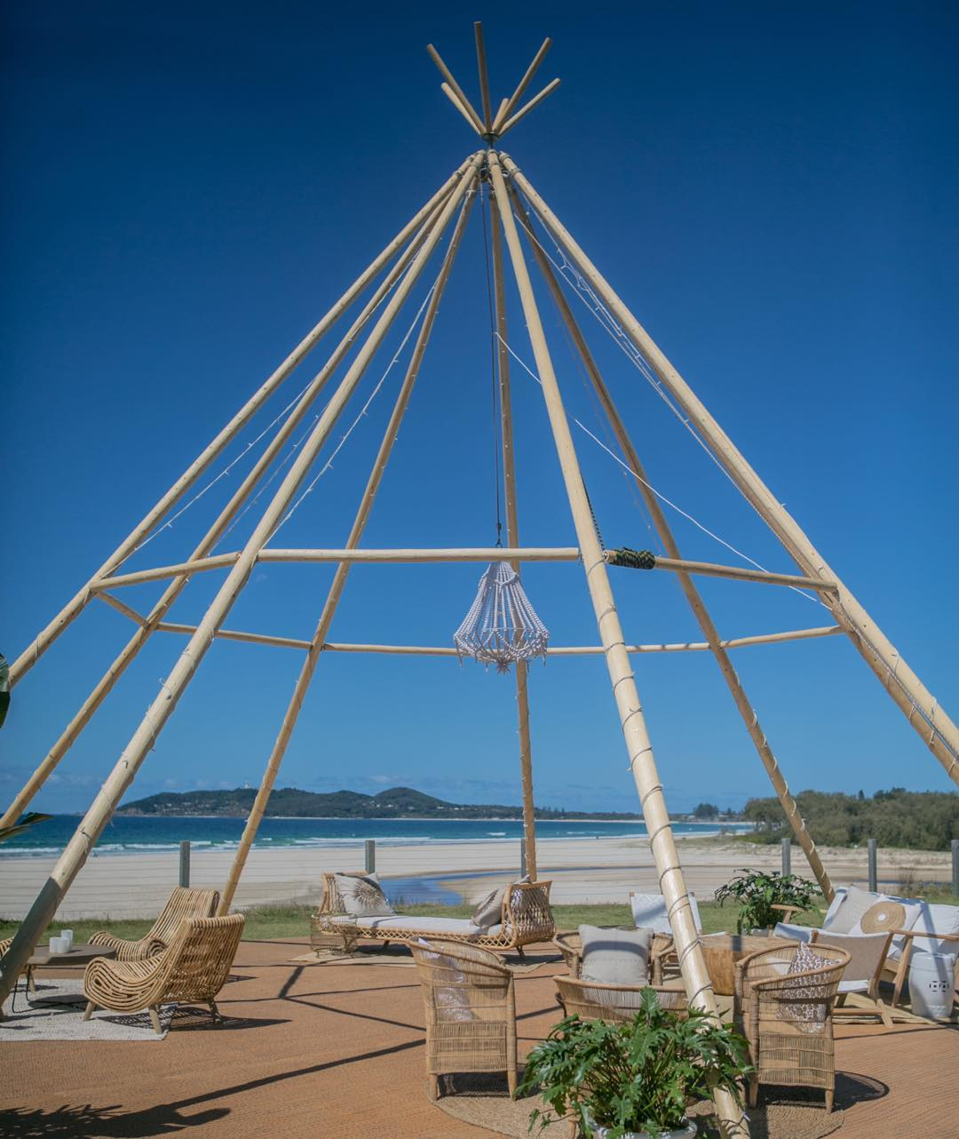 Beautiful and Functional Tents for your Byron Bay Wedding - It's almost unthinkable to travel to Byron Bay and not plan an incredible outdoor wedding - you are surrounded by gorgeous hinterlands and pristine beaches, afterall! This is why you need Byron Bay Tipi Weddings at the top of your vendor list. Choose from among their beautiful and functional canvas tents and start to watch your day take shape. Our favourite is their Naked Tipi tent - perfect for a ceremony centerpiece, dining setup, or for dancing under the stars. Whatever your vision, they are committed to bringing it to life and letting your venue shine.Visit WebsiteByron Bay, AustraliaPhone: 1 300 773779 Email: hello@byronbaytipiweddings.com.au