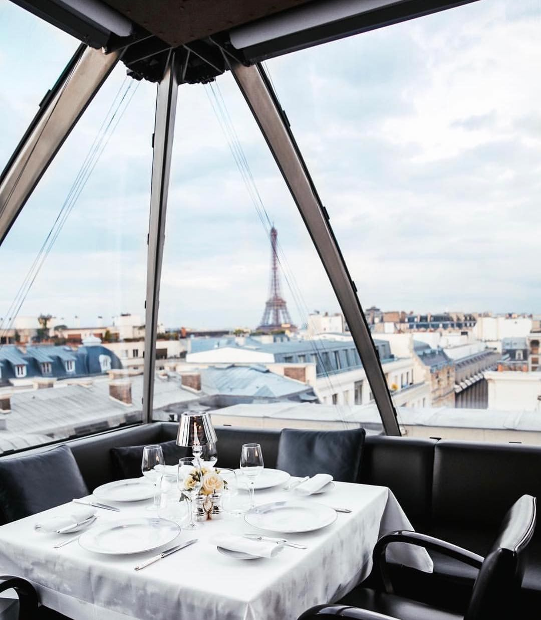 Fabulous Cuisine with iconic Parisian Views - If you're wanting romance, a little glamour and the ultimate Parisian experience - this is your spot. L'Oiseau Blanc, located on the sixth floor of the building and featuring spectacular 360 views, is decorated in reference to 1927 flying aces Charles Nungesser and François Coli - creating that Well Travelled touch we just couldn't resist. The cuisine is certainly among the best France has to offer, with Chef Sidney Redel creating new menus each week based on the current seasonal market. We recommend booking in advance for sunset and watch the city transform from day to night. Coming here on the first night of your trip is a fabulous way to start a visit to Paris, and there is nothing like that magic feeling of seeing the Eiffel Tower light up at the top of each hour.Visit WebsiteParis, FrancePhone: +331 58 126 730Email: OiseauBlancPPR@peninsula.com