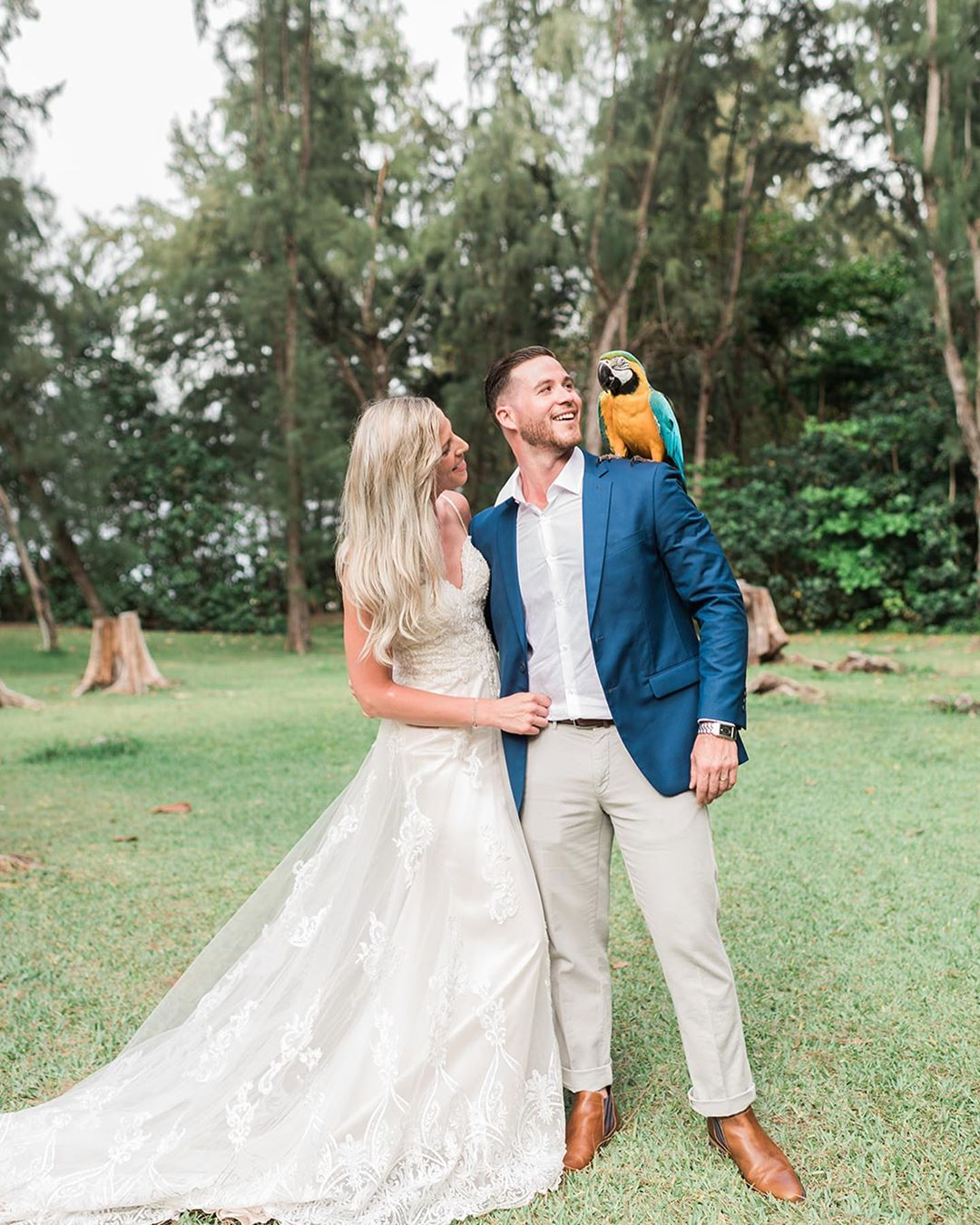 Light-Saturated Photography for the Adventurous - Rae Marshall naturally attracts free-spirited, adventure loving couples on one of the most beautiful locales in the world. With years of experience (and hundreds of weddings!) under her belt, Rae knows how to chase the light, freeze the moment, and capture priceless memories. You've chosen Hawaii as your wedding destination for a reason, and Rae's light-saturated, joyful images couldn't capture the beauty of the islands more perfectly!Visit WebsiteOahu, HawaiiEmail: info@raemarshall.com