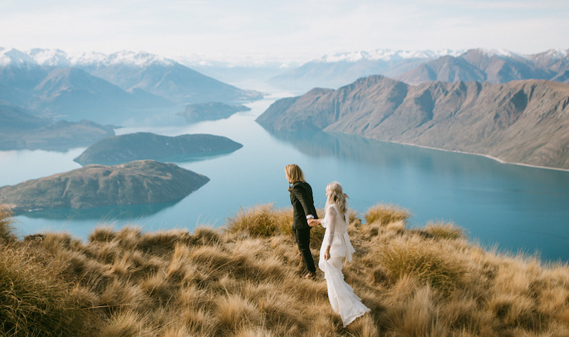 3 Well Travelled Bride Aspiring Helicopters Wedding Transport Lake Wanaka.jpg