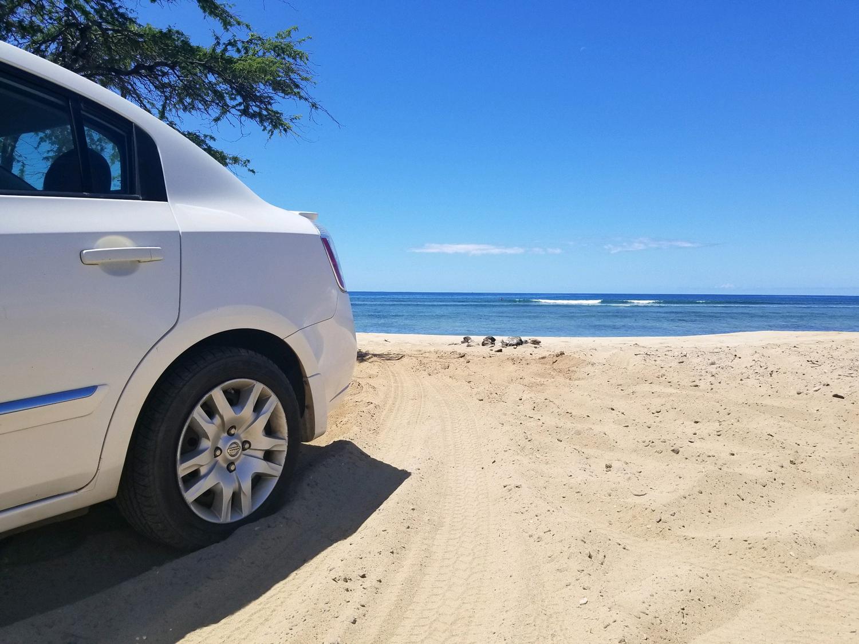 1 Well Travelled Bride Kihei Rent a Car Wedding Car Hire Hawaii.jpg