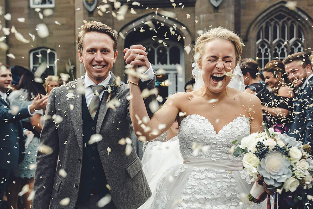Well Travelled Bride Scottish Highlands Wedding Castle Venue Drumtochty Castle 1.jpg
