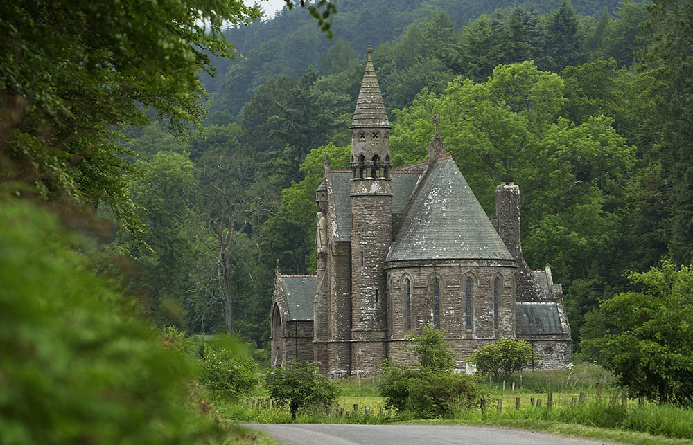 Well Travelled Bride Scottish Highlands Wedding Castle Venue Drumtochty Castle 2.JPG