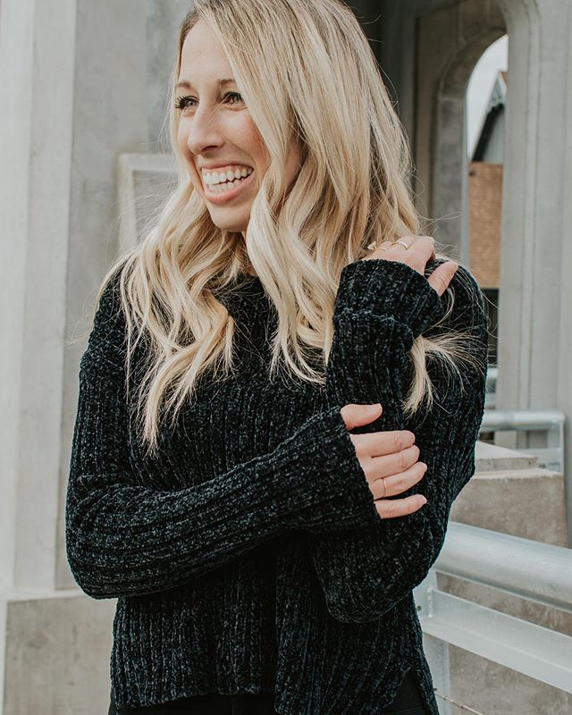 It's the first day of FALL and we are feeling it!!! Potter Leigh has got you covered with dang cute sweaters, you better hurry and check it out!! Tap pic to shop the BROOKLYN sweater!
