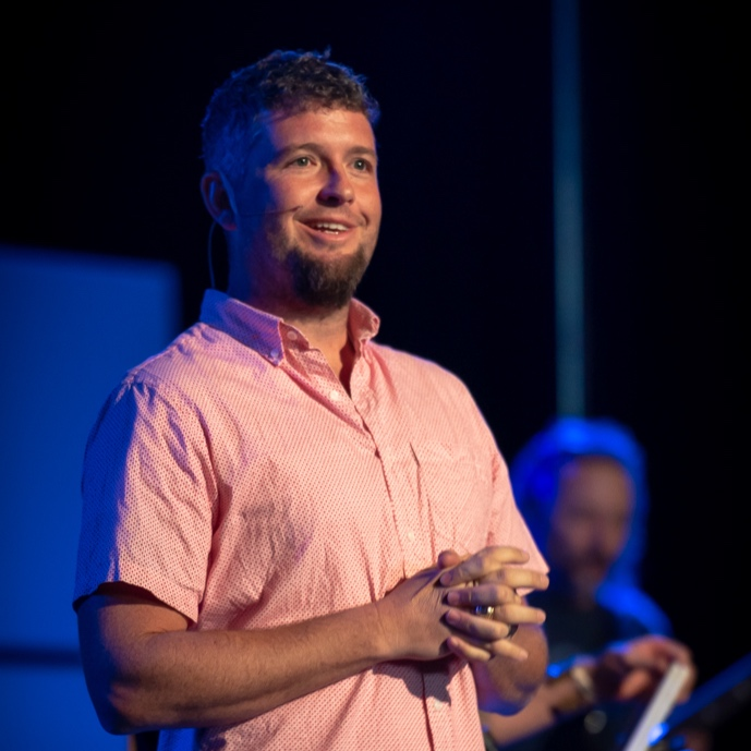 Scott Johnson  Lead Pastor
