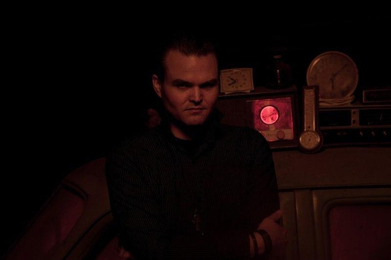 Jhef Zurx, Illumiphobia photo shoot, circa 2011, photo by Jeff Neimoeller and Ryan Hale
